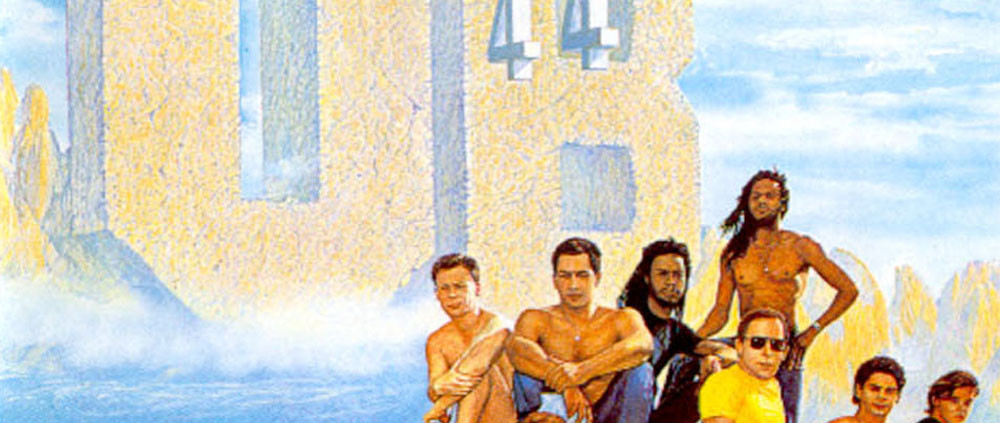 UB40 Featuring Ali Campbell, Astro and Mickey Virtue - UB44