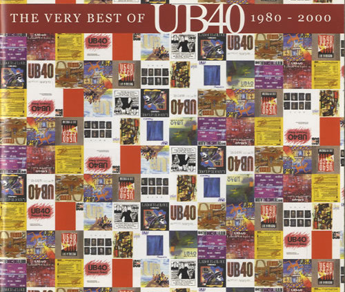 UB40 Featuring Ali Campbell, Astro and Mickey Virtue - 1999